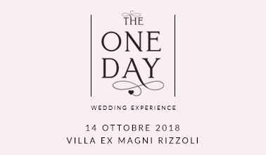 The One Day wedding experience 2018