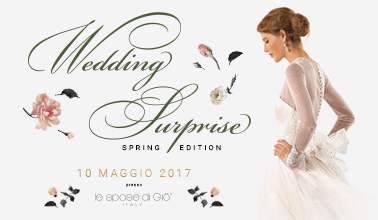 wedding surprise spring edition 2017