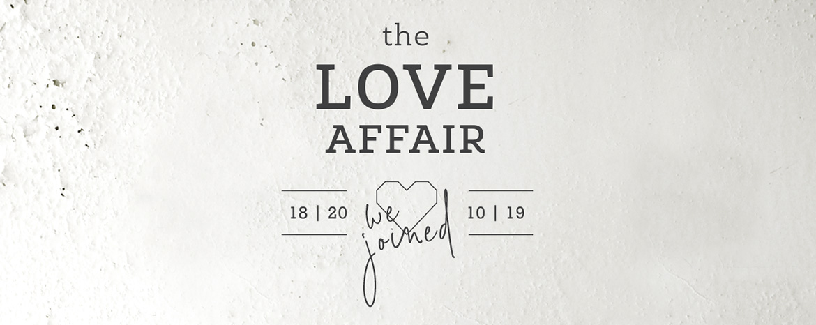 THE LOVE AFFAIR - 18 - 20 ottobre 2019, Loveday